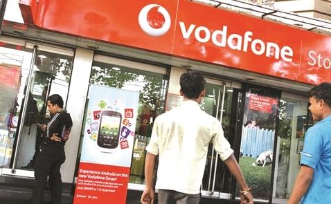 Vodafone khốn đốn vì Ấn Độ