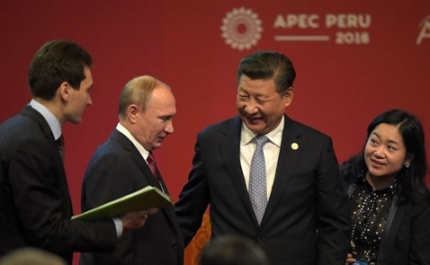 Trung Quốc và Nga muốn đưa ra lựa chọn thay thế TPP