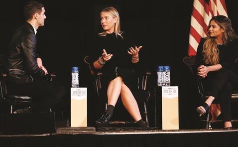 Maria Sharapova: Cái đẹp cứu rỗi tiền bạc