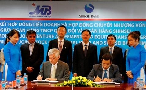 Ngân hàng Nhật tham gia thị trường vay tín chấp tại Việt Nam