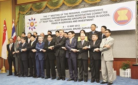 RCEP lấp khoảng trống TPP?