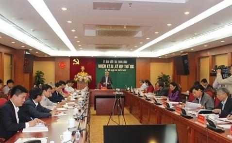 Kỷ luật hàng loạt cán bộ cao cấp vì vụ Trịnh Xuân Thanh