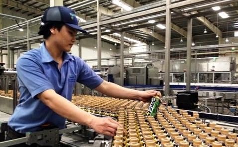 Suntory sẽ chi 10 tỷ yen cho dây chuyền mới tại Việt Nam