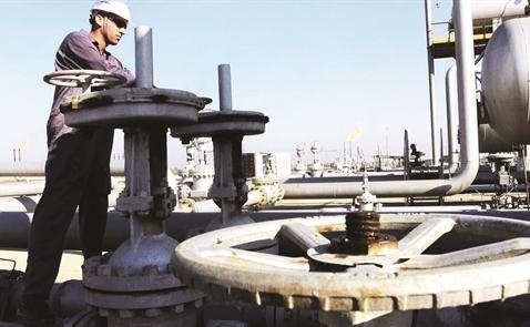 Giá dầu trên đà phục hồi