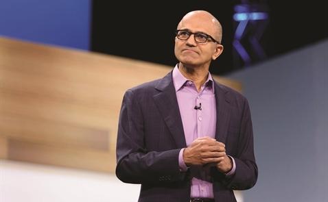 Microsoft đặt cược vào trí tuệ nhân tạo
