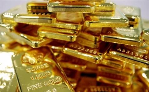 Giá vàng trong nước lại tăng