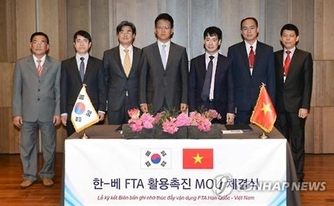Thương mại hai chiều Việt-Hàn tăng 17% sau khi VKFTA có hiệu lực