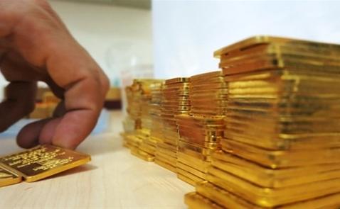 Giá vàng chốt phiên giảm mạnh, mất mốc 36 triệu đồng