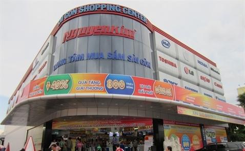 Nguyễn Kim dồn dập mở cửa hàng điện máy tại Big C