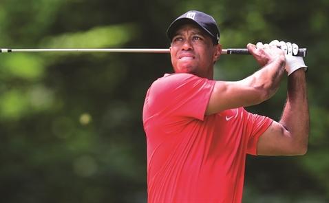 Khi Tiger Woods tính chuyện về vườn