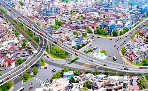 TPHCM đề xuất đầu tư 18.000 tỉ đồng xây đường trên cao số 1