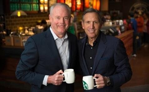 5 bài học về chuyển giao quyền lực từ Starbucks