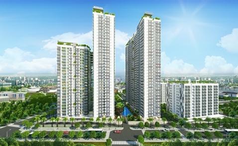 PHPReal công bố 1.233 căn hộ The Western Capital giá từ 1,2 tỷ đồng