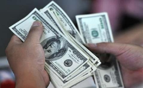 Giá USD ngân hàng lên 22.760 đồng