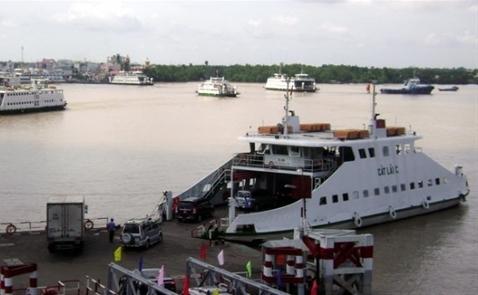 Trình Chính phủ bổ sung quy hoạch cầu thay phà Cát Lái và Bình Khánh