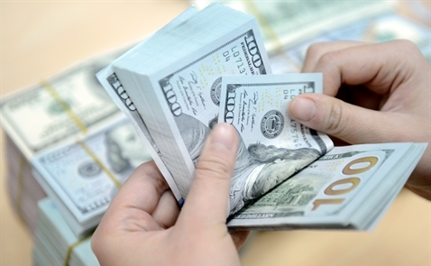 USD ngân hàng neo ở 22.800 đồng