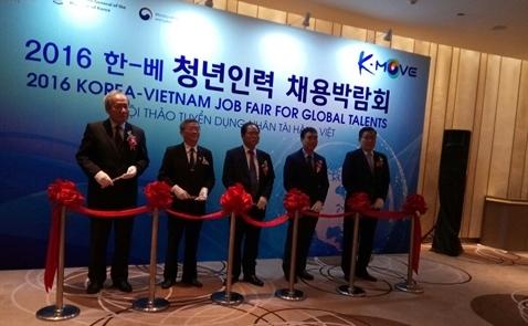 Doanh nghiệp Hàn Quốc cần nhiều nhân sự trung cấp tại Việt Nam