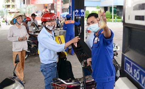 Giá xăng tăng hơn 900 đồng/lít, lên cao nhất trong năm nay