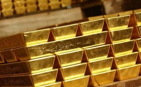Giá vàng bất ngờ lao dốc