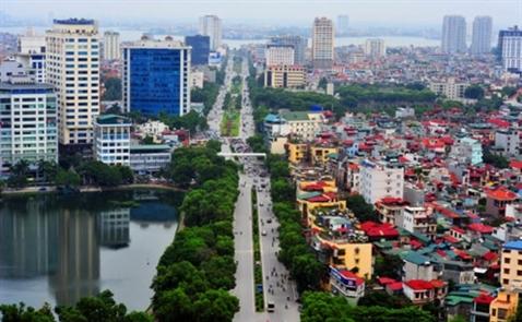 GRDP Hà Nội năm 2016 ước tăng 8,2%