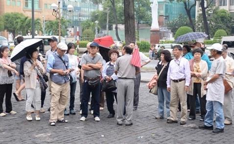Khách quốc tế đến Việt Nam tăng 26% trong năm 2016