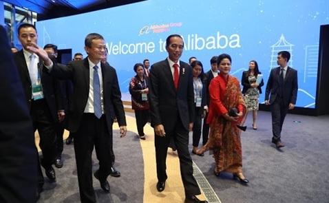 Các đại gia công nghệ Trung Quốc tiến vào Đông Nam Á