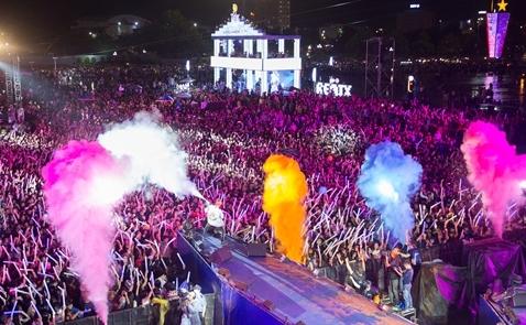 Dàn sao chuẩn bị hội tụ trong Đại nhạc hội đón chào năm mới