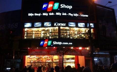 FPT có thể hoàn tất thương vụ thoái vốn FPT Shop trong quý I/2017