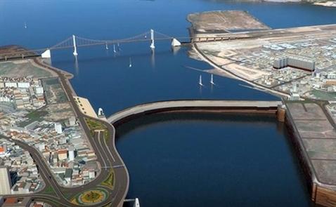Đà Nẵng quyết định làm hầm 4.700 tỷ qua sông Hàn