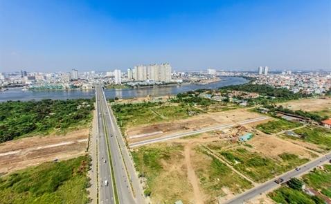 TPHCM đào hồ trung tâm, kênh mới chống ngập cho Thủ Thiêm