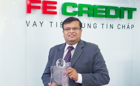 FE Credit vay 100 triệu USD từ Credit Suisse
