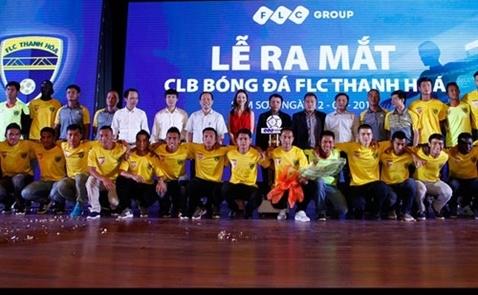 FLC rút vốn khỏi CLB bóng đá Thanh Hóa