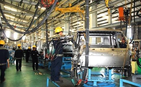 PMI tháng 12 đạt 52,4 điểm, ngành sản xuất tăng trưởng 13 tháng liên tiếp