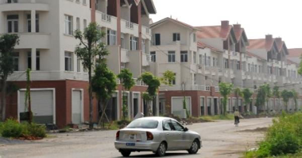 Hà Nội sắp đón hơn 2.300 căn biệt thự, nhà liền kề