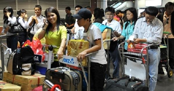 Người Việt đi du lịch nước ngoài dự báo tăng nhanh thứ hai châu Á
