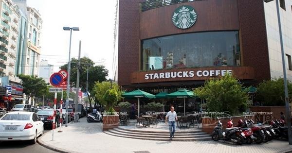 "Starbucks giới thiệu ""Starbucks Rewards"" tại Việt Nam"