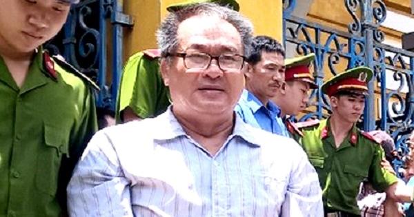 Doanh nhân Trần Quý Thanh bị tình nghi đồng phạm với ông Phạm Công Danh