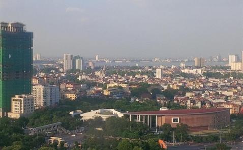 Sau 3 năm, căn hộ hạng sang đã quay lại thị trường Hà Nội