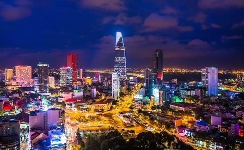 TPHCM được chọn là đô thị năng động thứ nhì thế giới