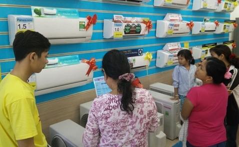 Thị trường máy lạnh Việt Nam dự kiến tăng trưởng gần 15% hàng năm