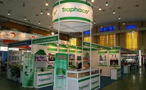 Traphaco: Doanh thu sản xuất và phân phối độc quyền năm 2016 đạt 1.500 tỷ đồng
