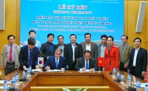 Hàn Quốc xây nhà máy nhiệt điện chạy than 1,85 tỷ USD tại Quảng Trị