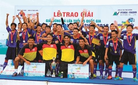U19 giành vé World Cup: Nền tảng từ chiến lược bài bản