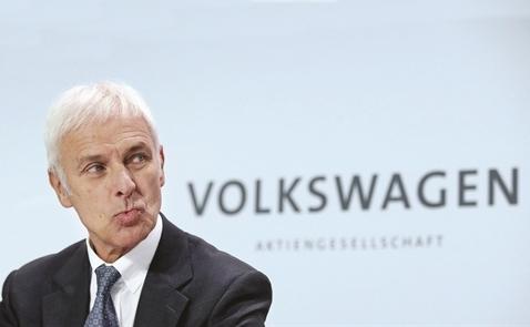 Ngày trở về của Volkswagen