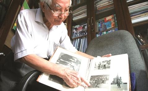 Giáo sư Võ Quý: Một đời vì thiên nhiên Việt Nam
