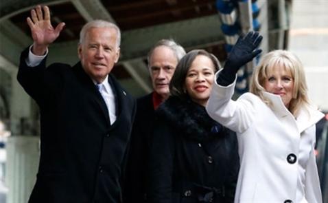 'Chuyến xe lửa cuối cùng' của phó tổng thống Joe Biden