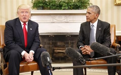 Obama chỉ trích Trump 'phân biệt đối xử'