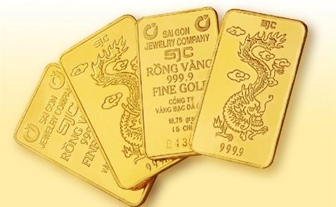 Giá vàng lên cao nhất 7 tháng