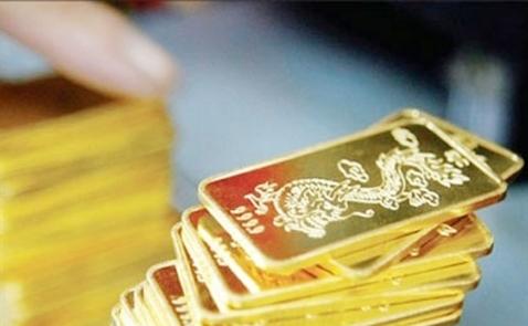 Giá vàng lên 38 triệu đồng một lượng