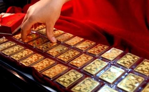 Giá vàng quay đầu giảm trong ngày vía Thần Tài